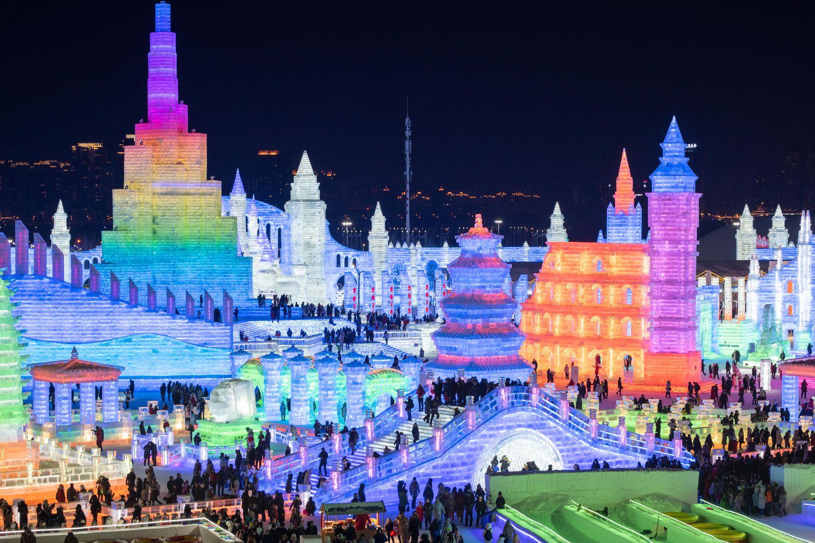 Harbin, Kína