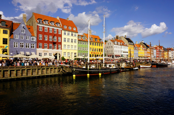 Koppenhága, Dánia