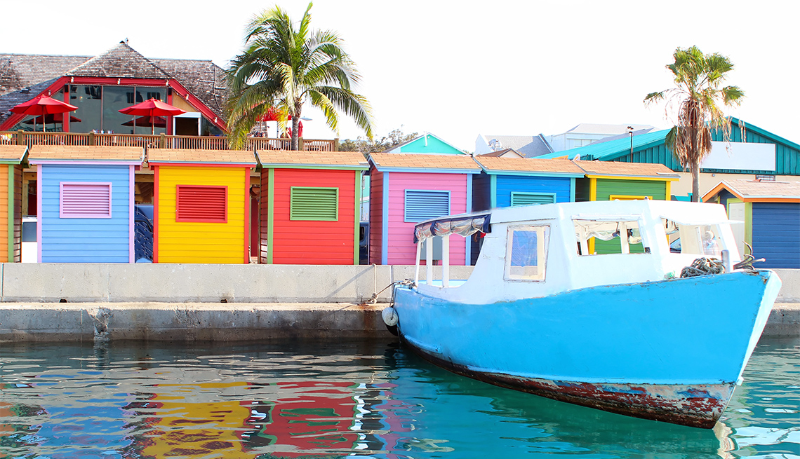 Nassau, Bahamák
