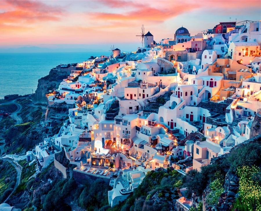 Szantorini, Görögország