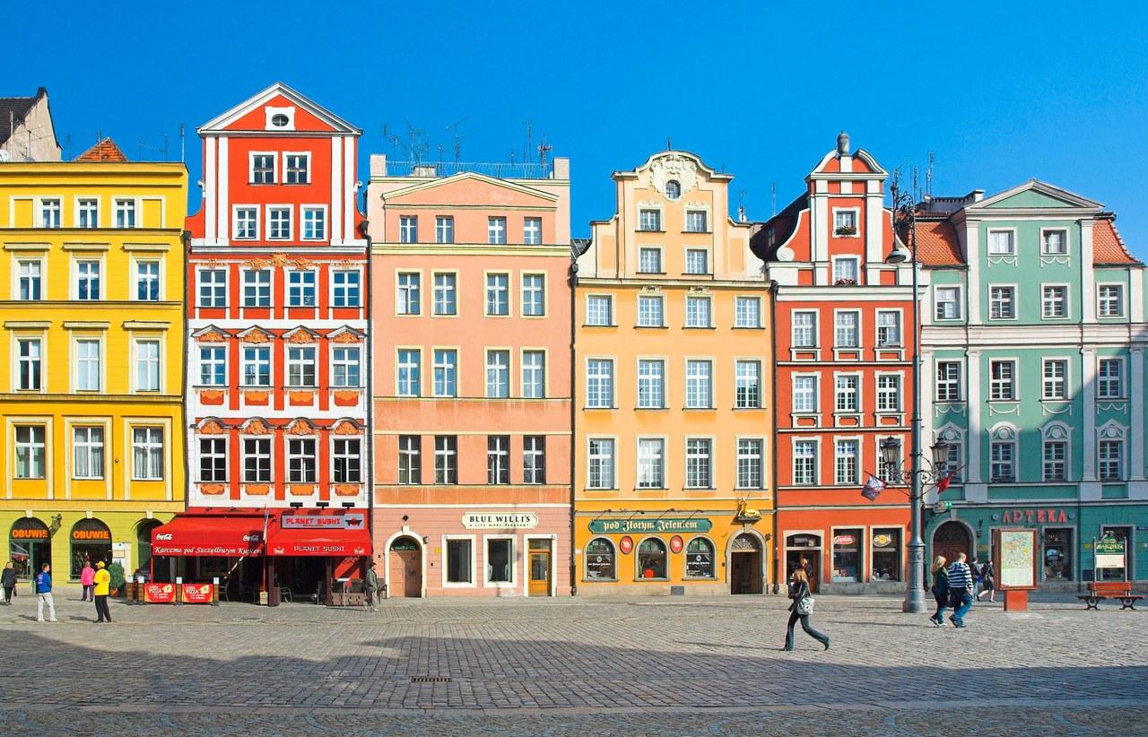 Wrocław, Lengyelország