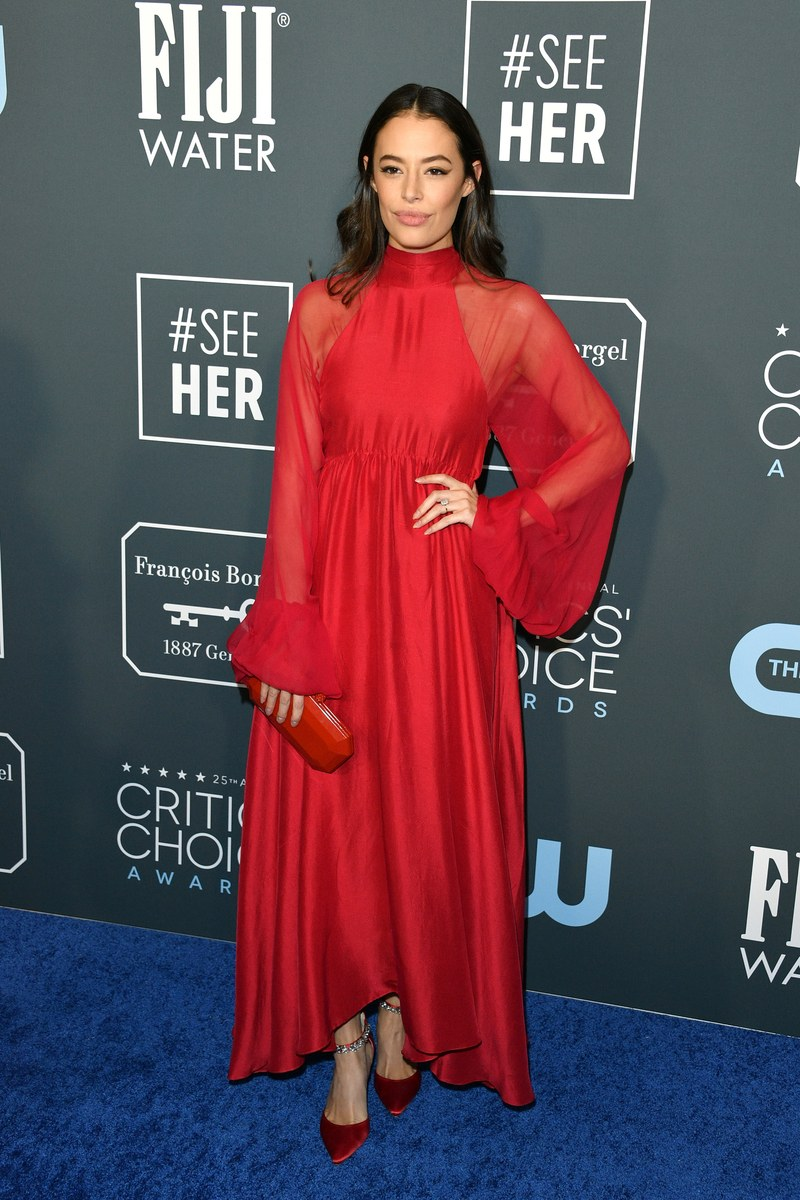Chloe Bridges - Azeeza - Getty Images