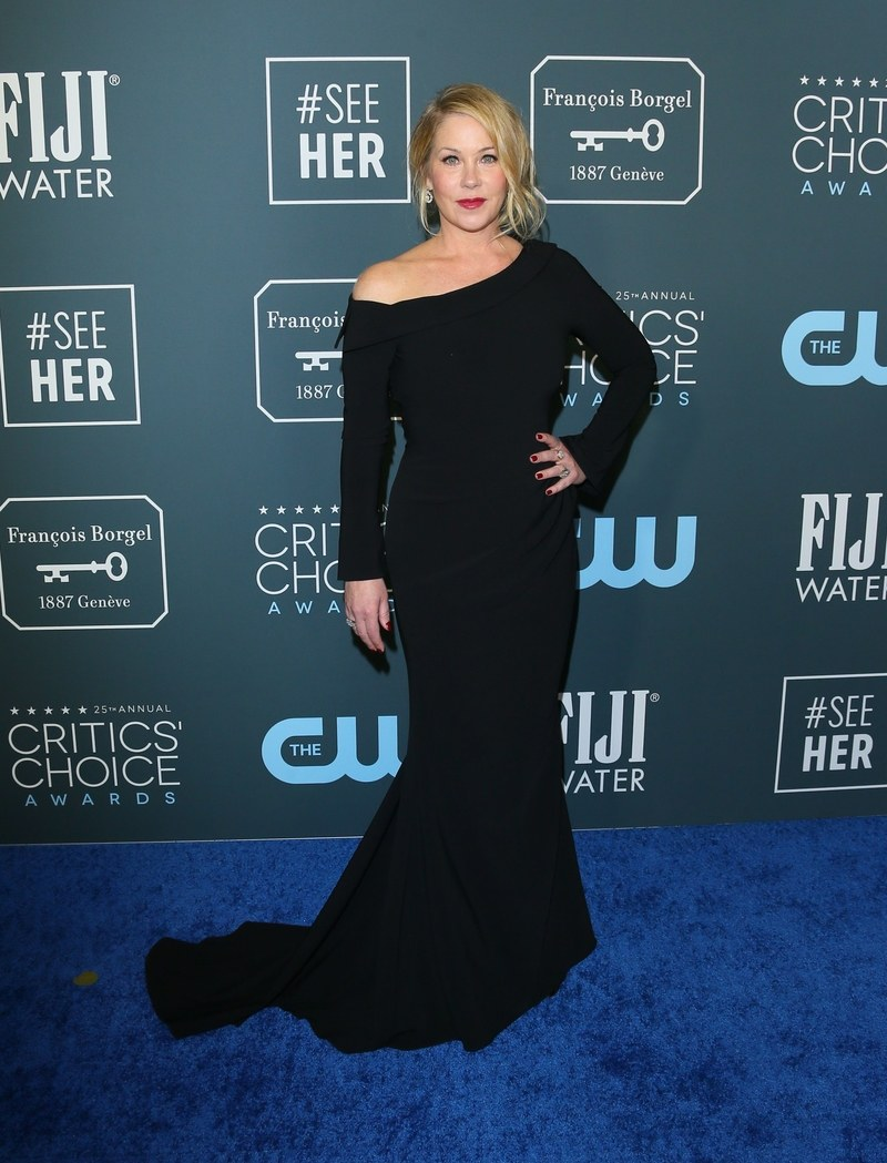 Christina Applegate - Christian Siriano - Getty Images