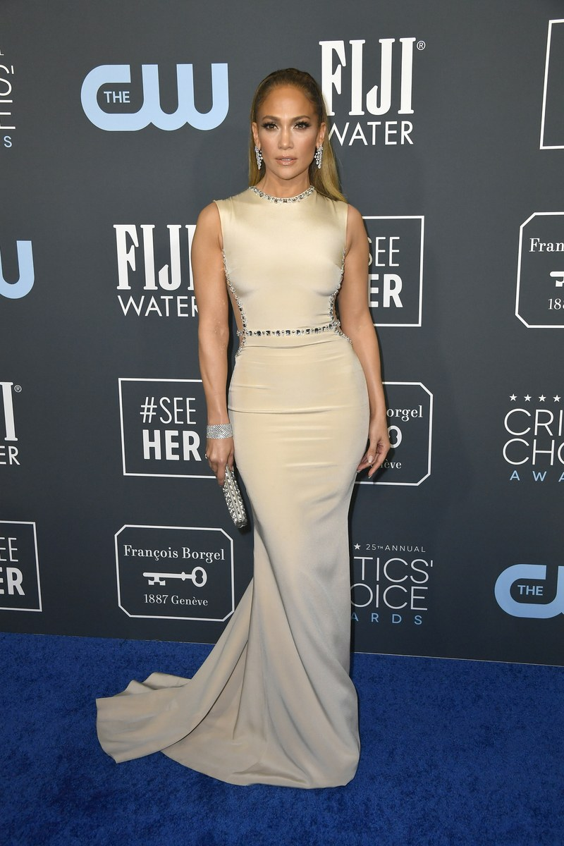 Jennifer Lopez - Georges Hobeika - Getty Images