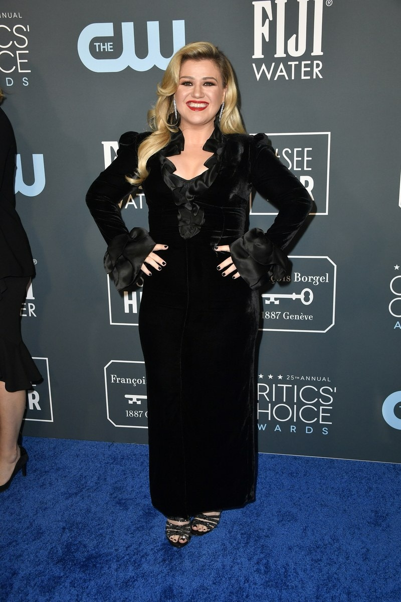 Kelly Clarkson - Christian Siriano - Getty Images
