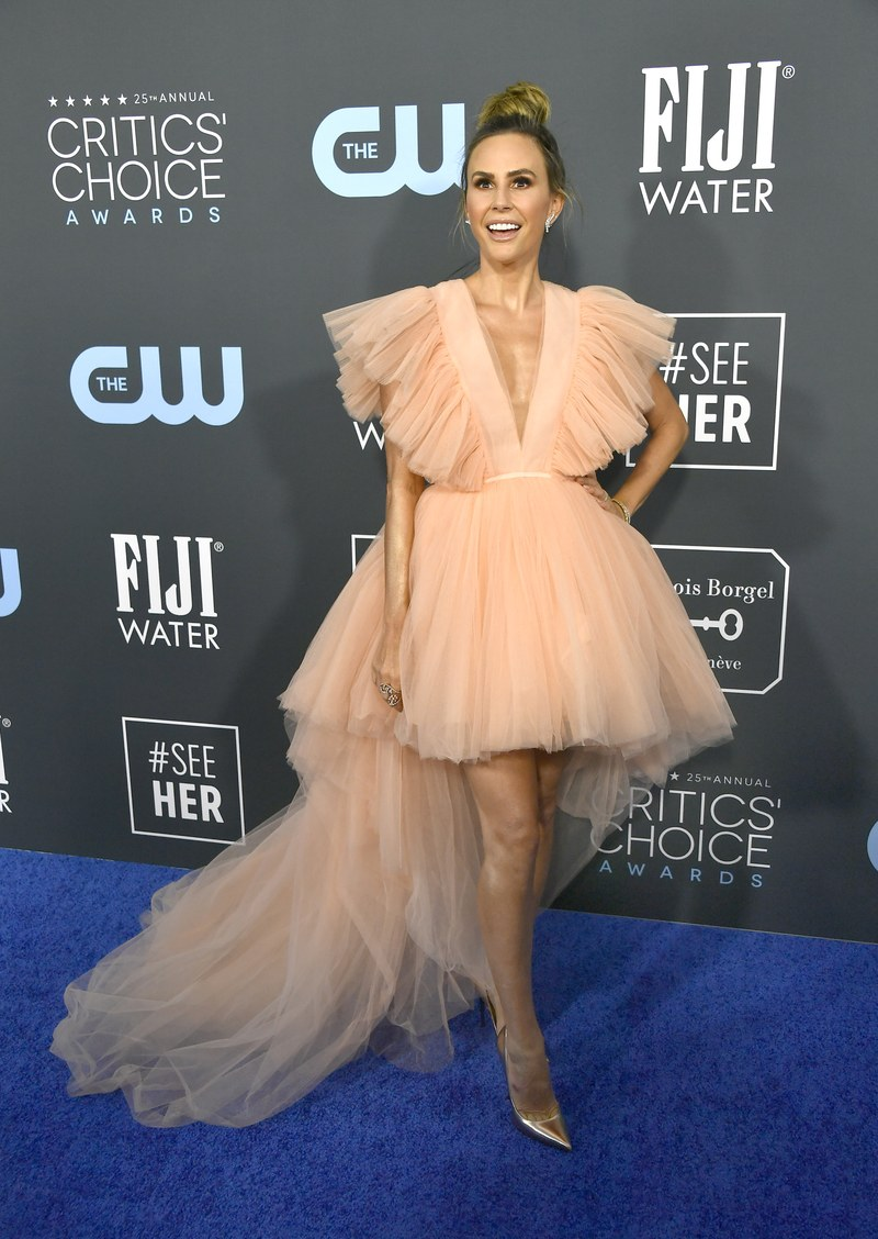 Keltie Knight - Giambattista Valli x HM - Getty Images