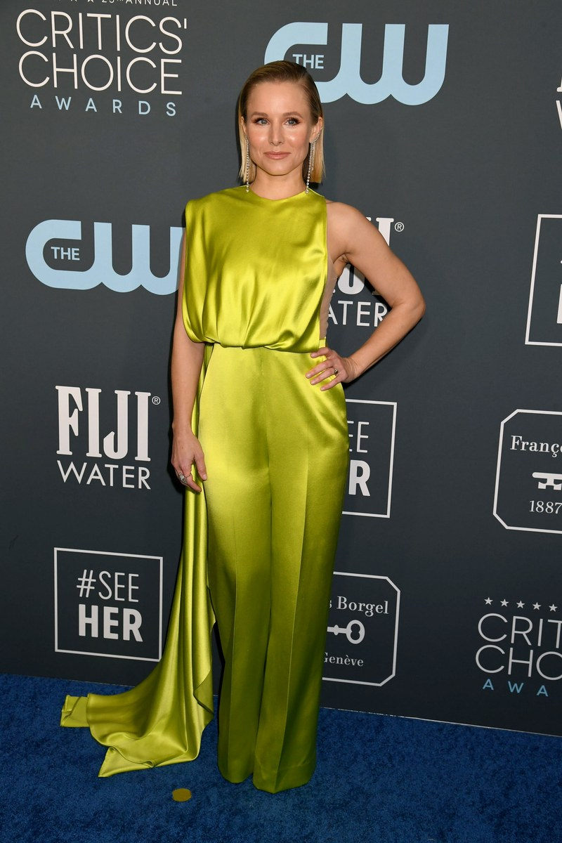 Kristen Bell -  Cong Tri - Getty Images