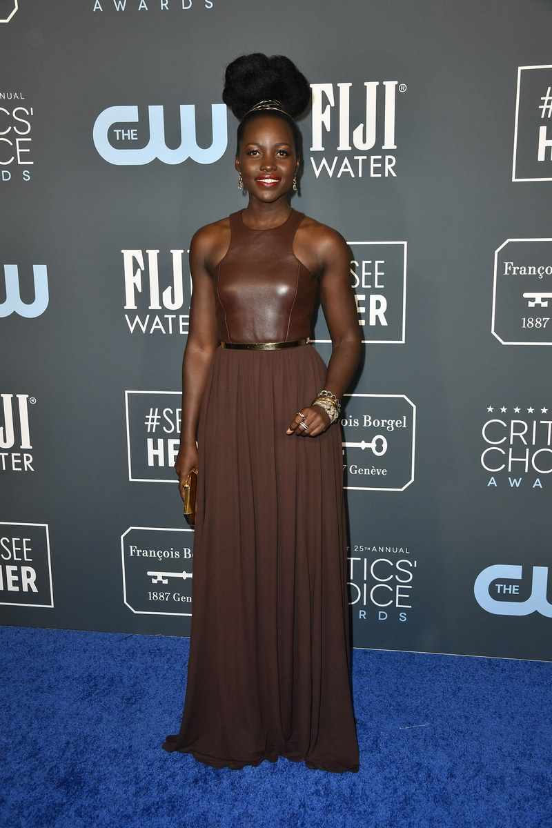 Lupita Nyong'o -  Michael Kors - Getty Images