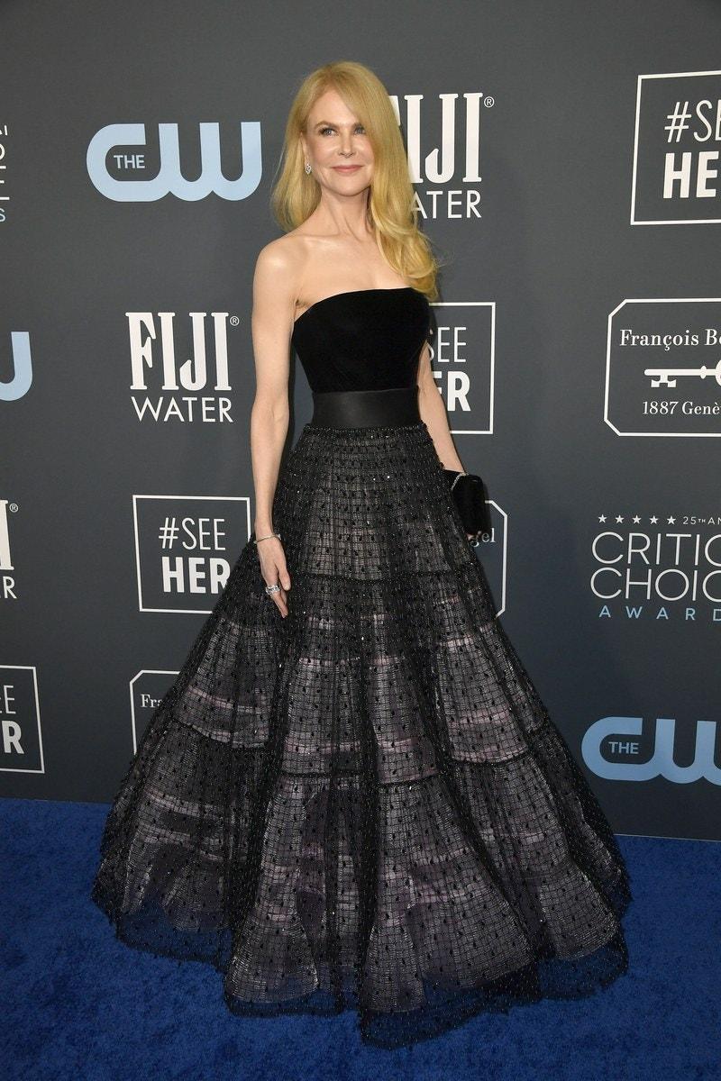 Nicole Kidman - Armani Privé - Getty Images