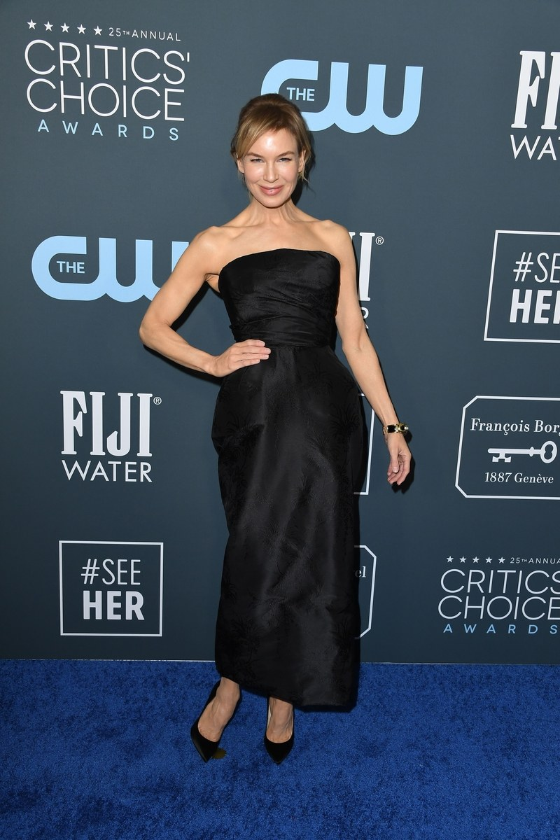 Renée Zellweger - Dior Haute Couture - Getty Images