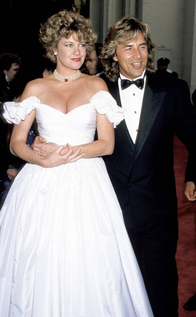 Nem, ez nem az eksüvőjük - az 1989-es Oscarra érkezett így a pár