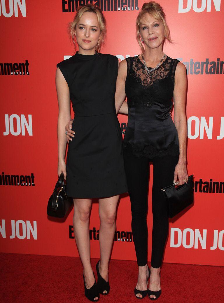 Dakota és Mel a mai napig az egyetlen anya-lánya páros, akik mindketten elnyerték a Miss Golden Globe címet