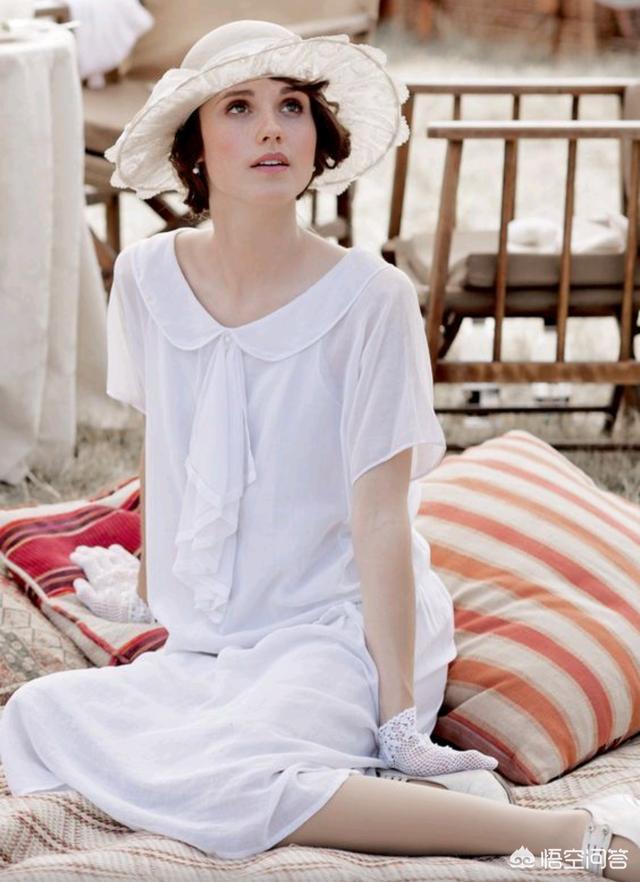 Poppy Drayton lenge nyári ruhája