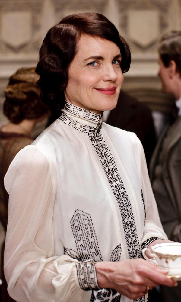 Csodás blúz, Lady Cora!