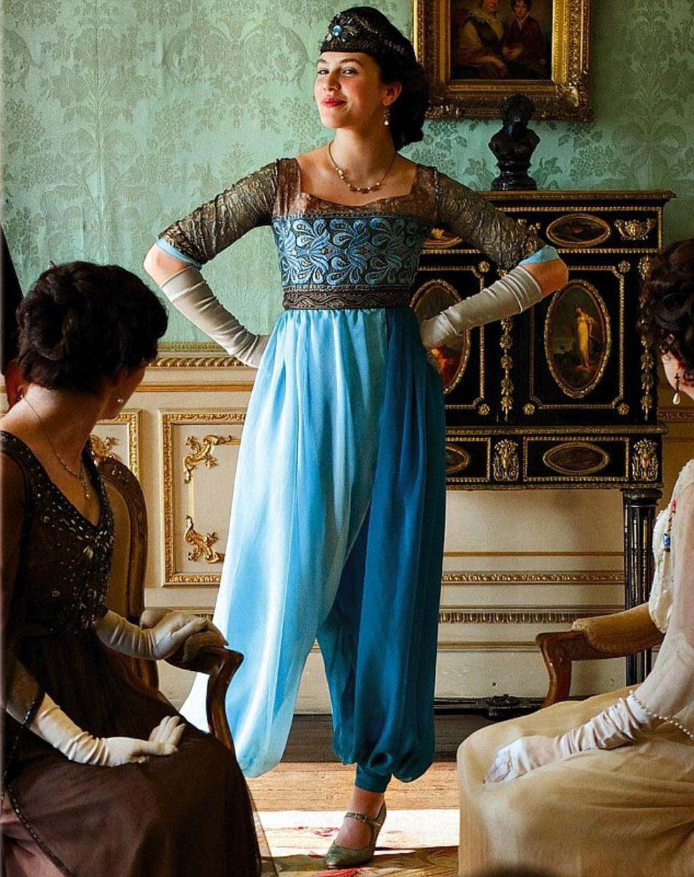 Lady Sybil rövid szereplése is tartogatott meglepetéseket