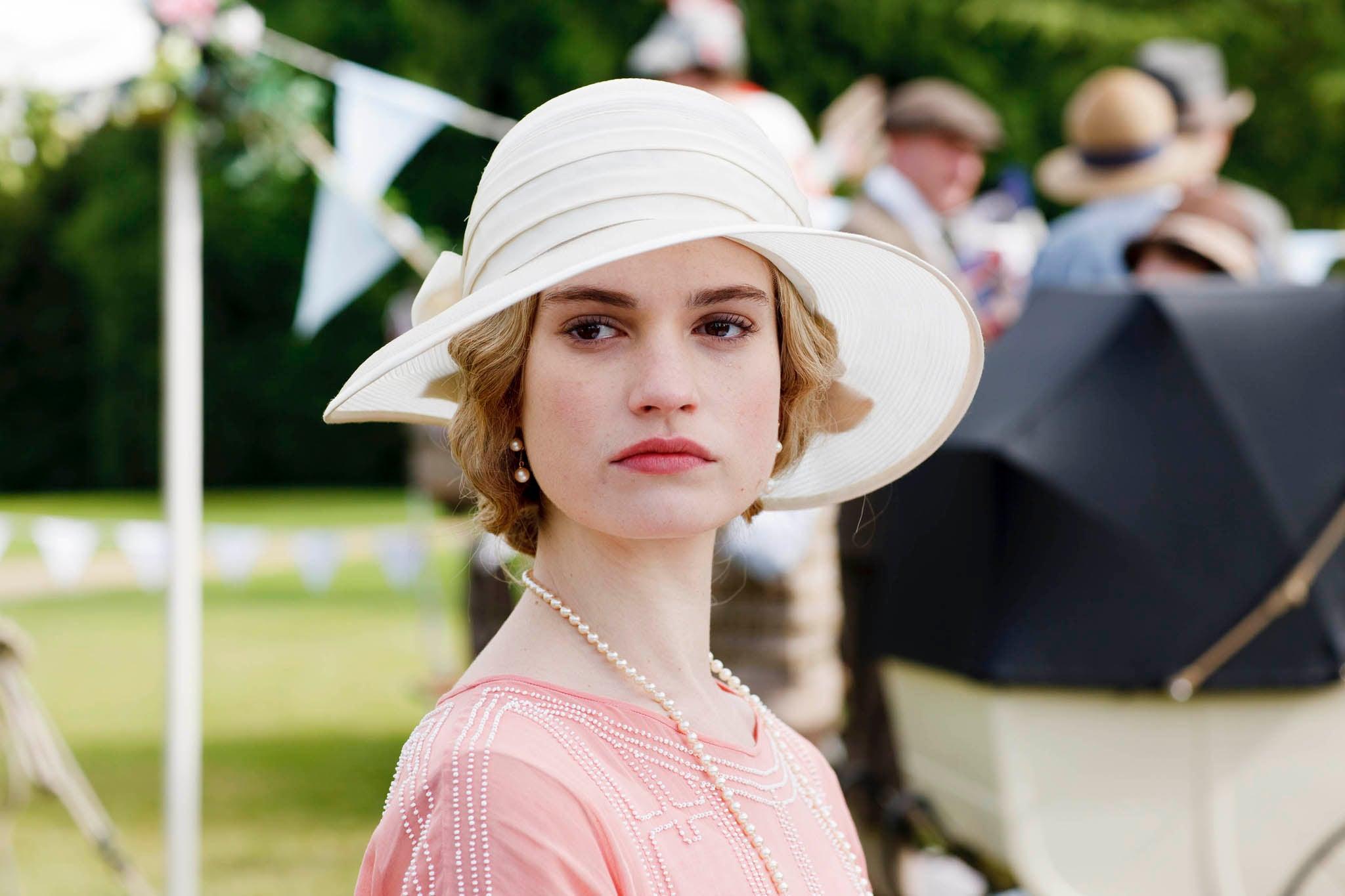 És ez a kalapka! Csodás!
