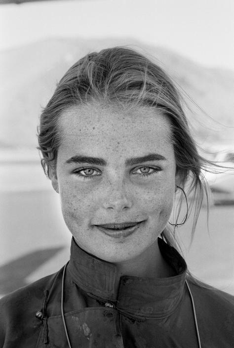 Margaux Hemingway amerikai szupermodell és színésznő