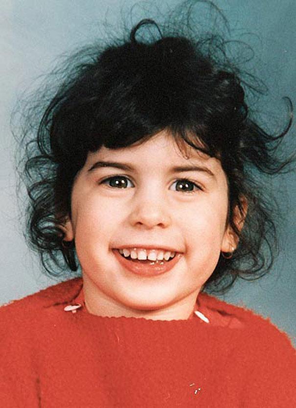 Amy Winehouse 8 évesen