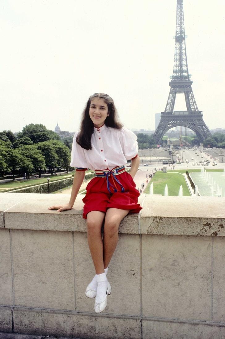 A varázslatos Celine Dion Párizsban, 1982-ben