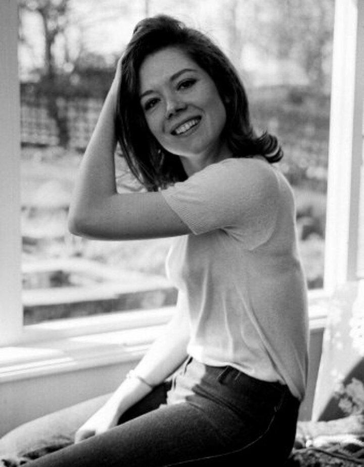Olenna Tyrell, azaz Diana Rigg színésznő fiatalon