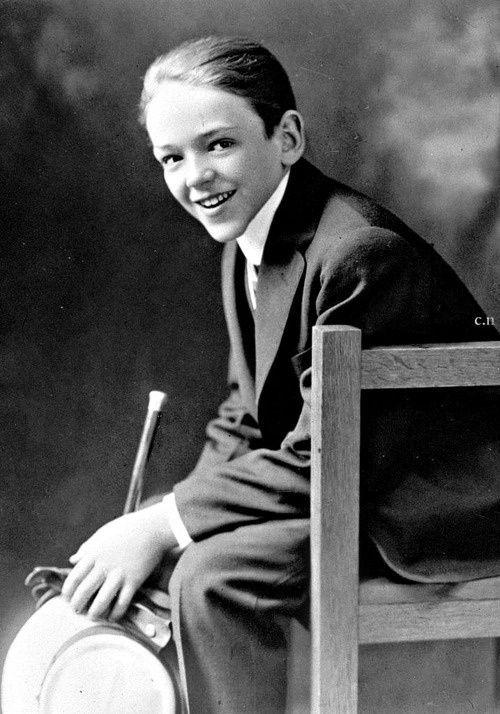 Fred Astaire mielőtt világhírű táncos lett
