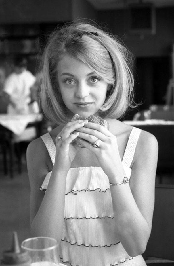 A zabálnivaló Goldie Hawn