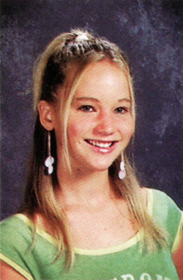 Jennifer Lawrence, a tinilány
