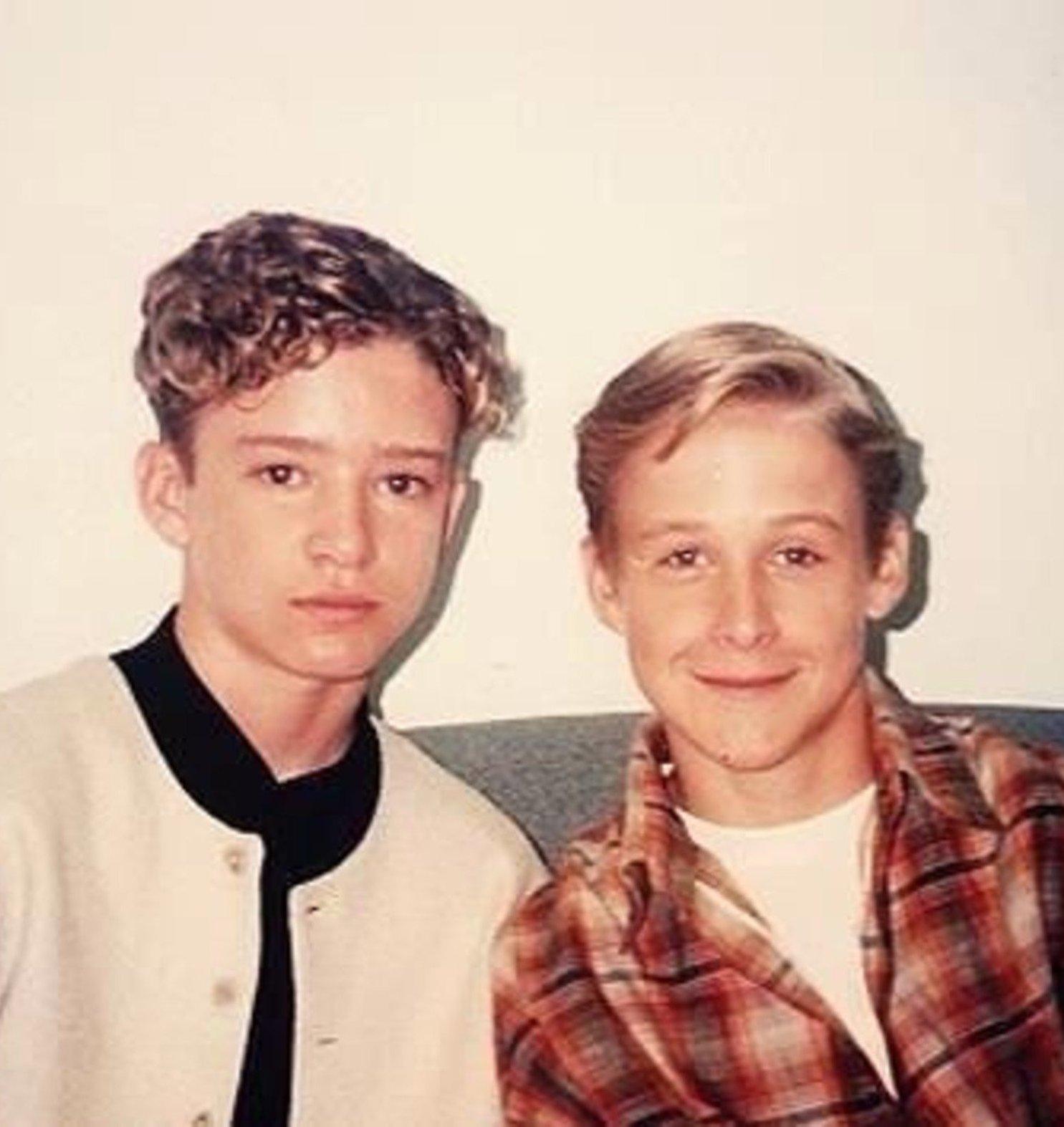 Ryan Gosling és Justin Timberlake egy ideig együtt is laktak, még a Disney-s korszakukban, de azóta valamiért nincsenek jóban...