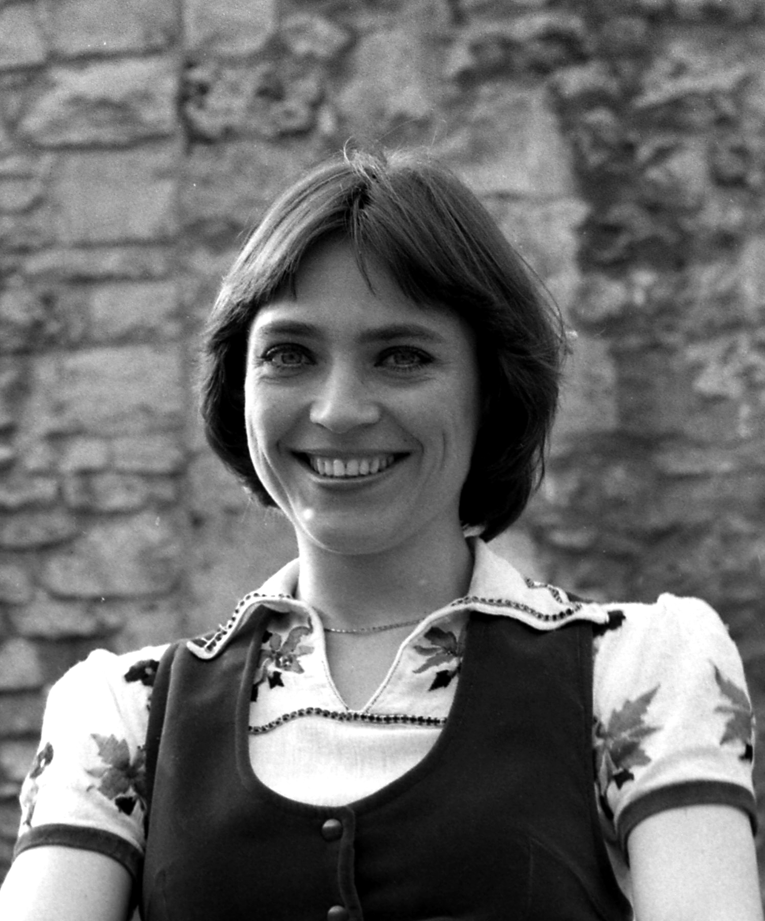 Kovács Kati és a hatalmas mosolya - Fotó: Fortepan.hu