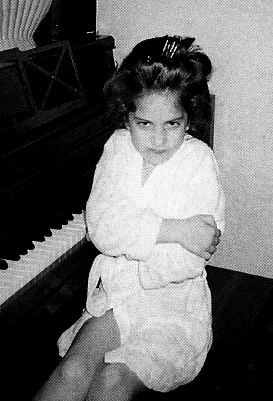 Lady Gaga irtó durcás volt valamiért