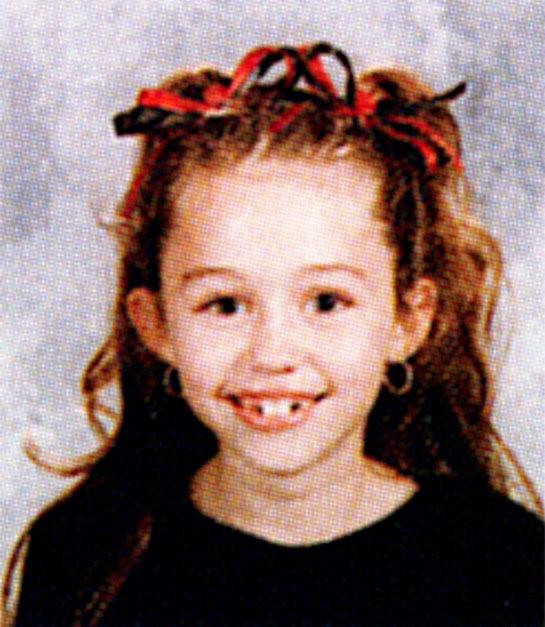 Miley Cyrus, ahogy még nem láttátok
