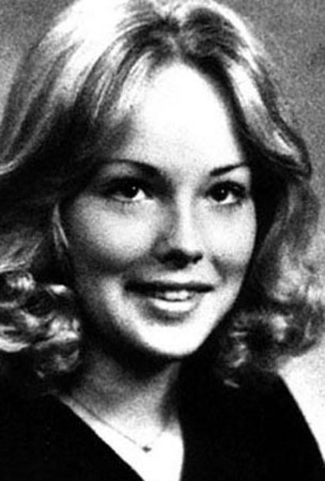 Sharon Stone tiniként