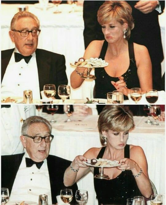 Megvan Diana hercegné legjobban utált étele
