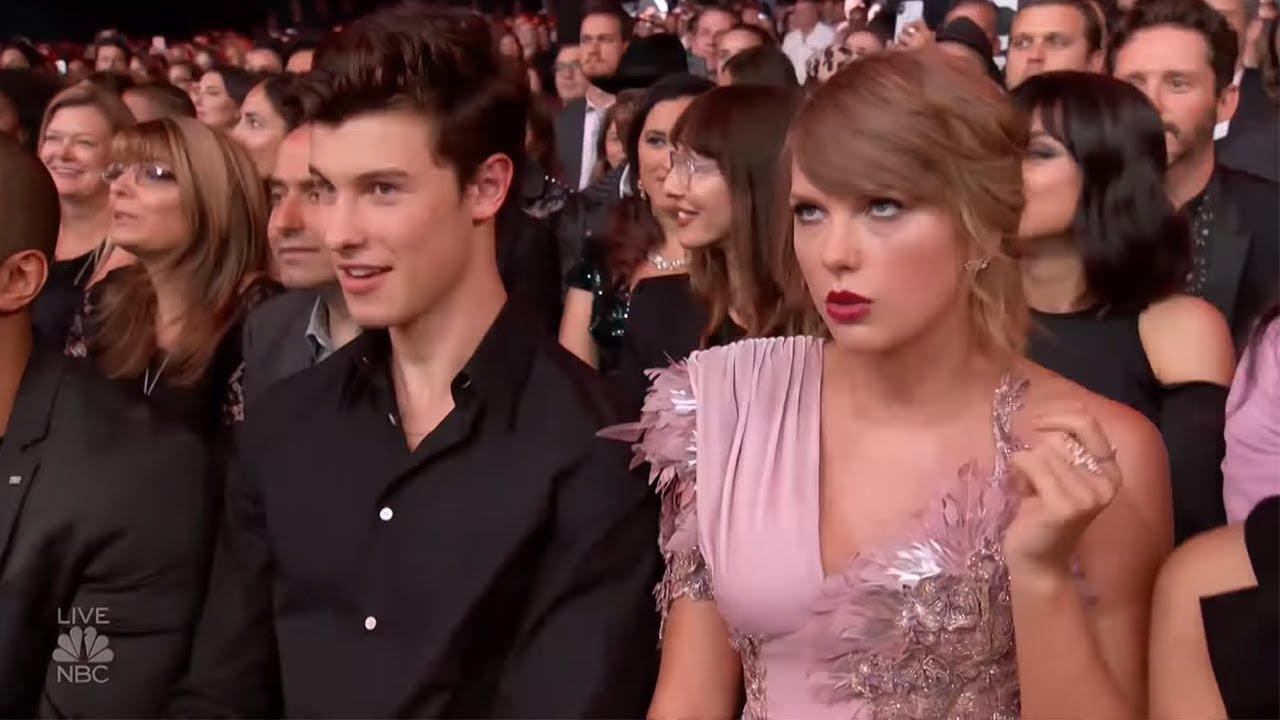 Taylor Swift nem elégedett a díjátadó alakulásával