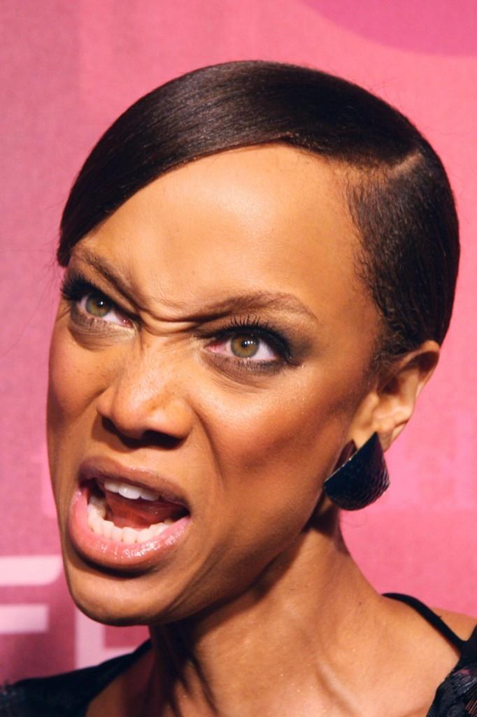 Tyra Banks nem rejti véka alá a véleményét