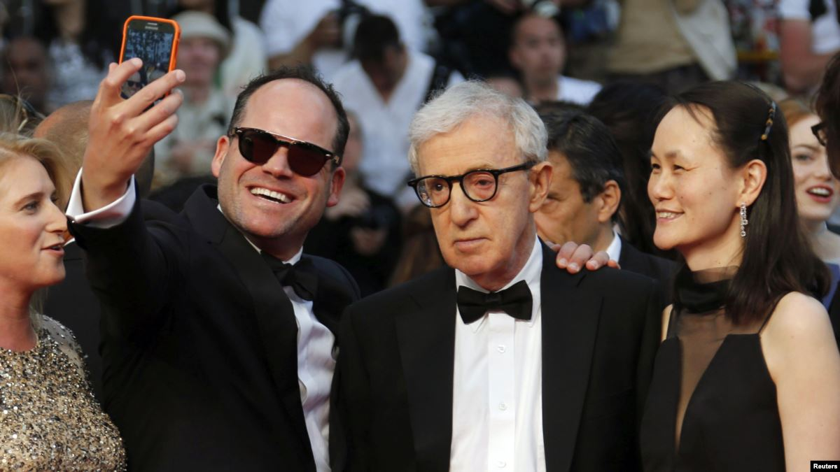 Woody Allen, aki bárhol máshol szívesebben lenne ebben a pillanatban