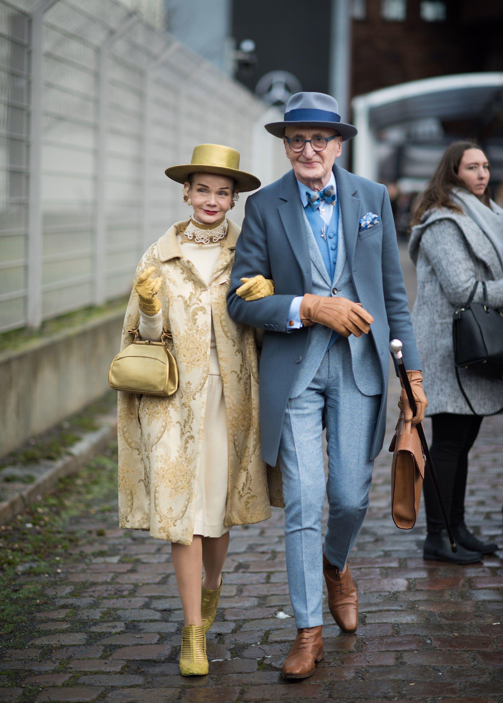 Britt Kanja és Günther Krabbenhöft