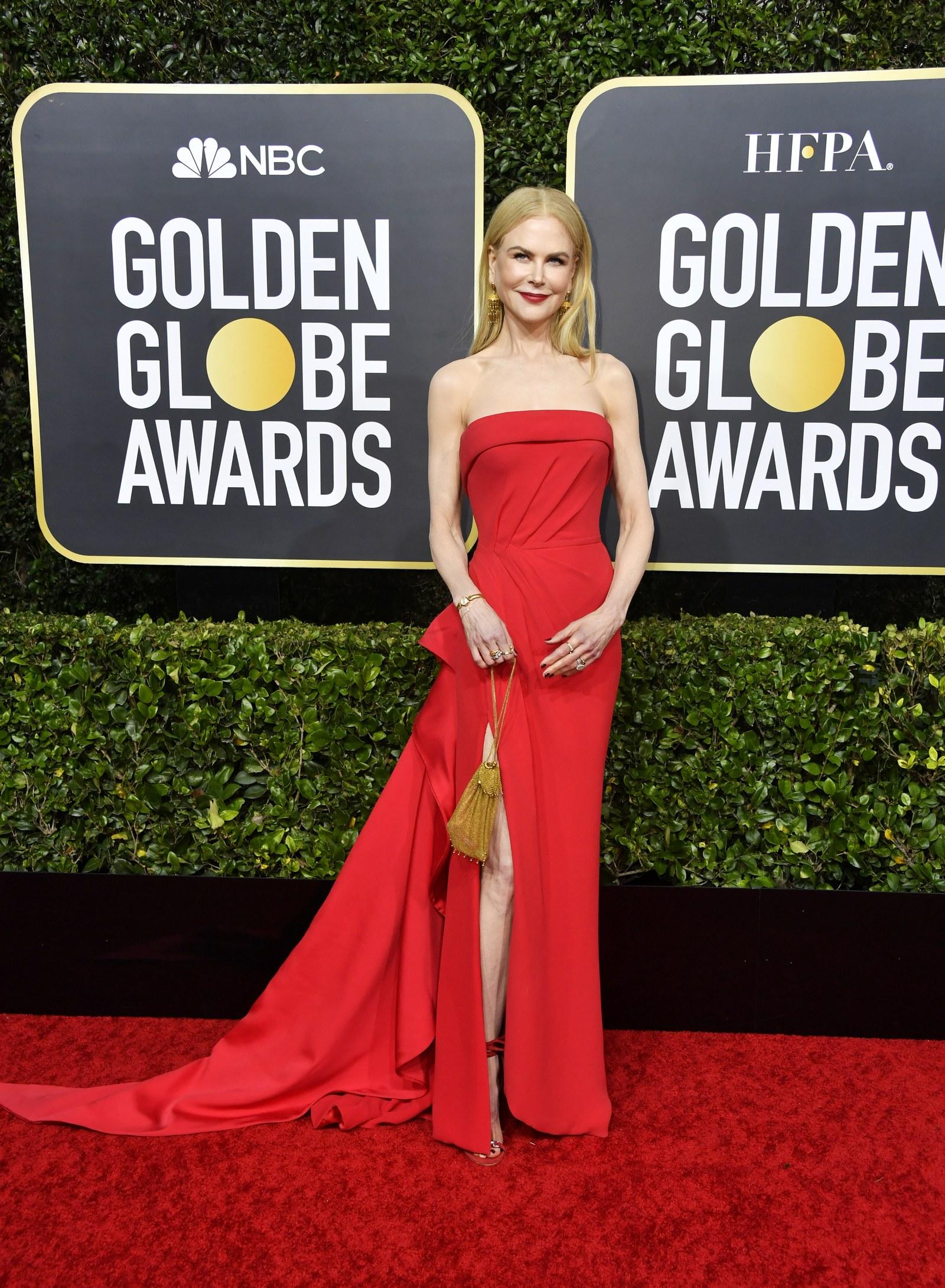 Nicole Kidman - Atelier Versace