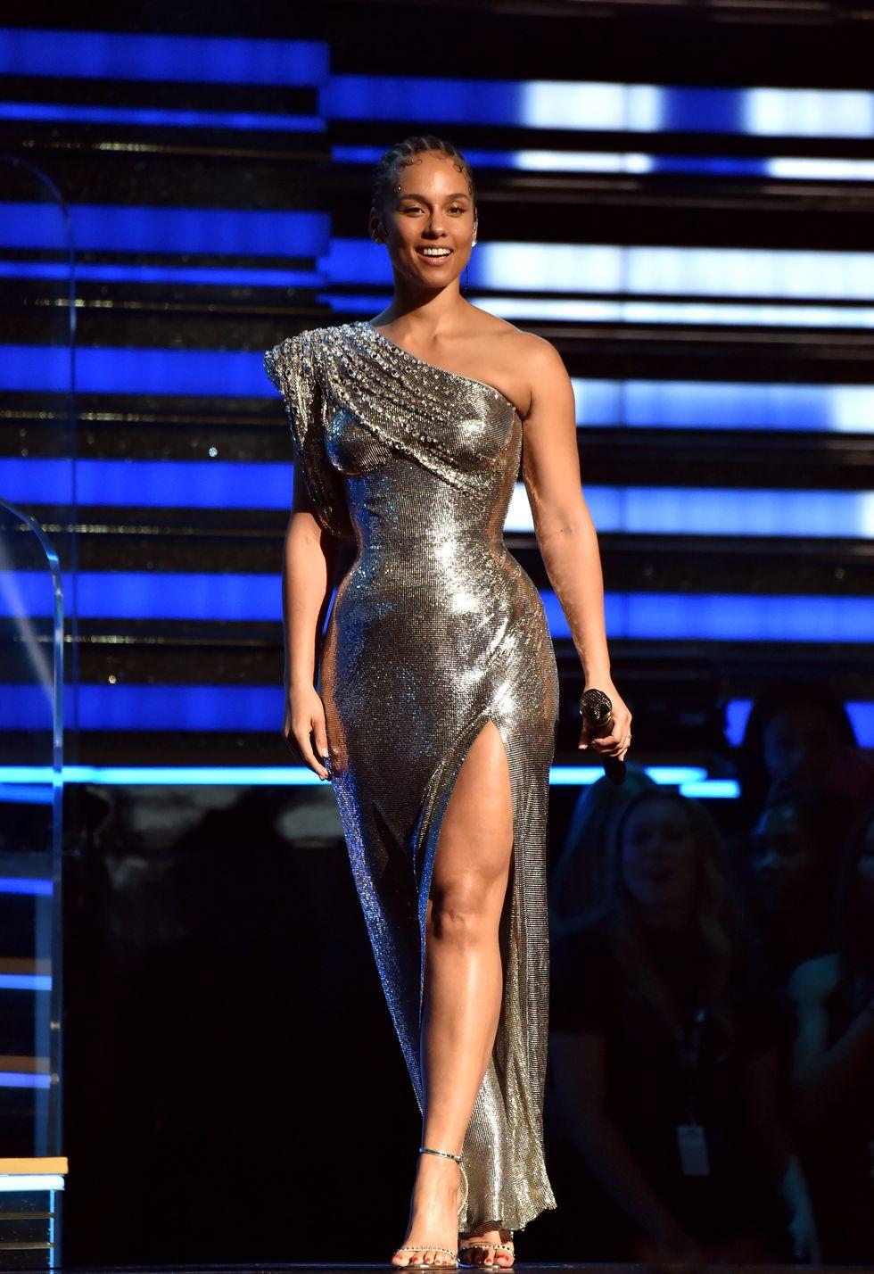 Alicia Keys - Atelier Versace