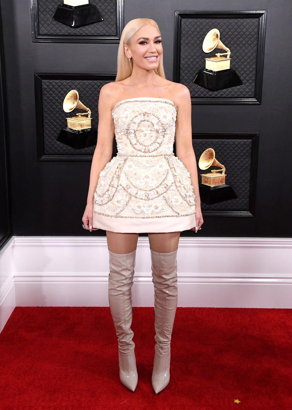 Gwen Stefani - Dolce & Gabbana