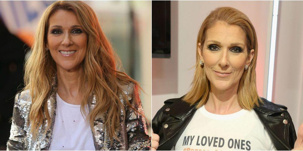 Céline Dion bob frizurára cserélte a hosszú tincseket