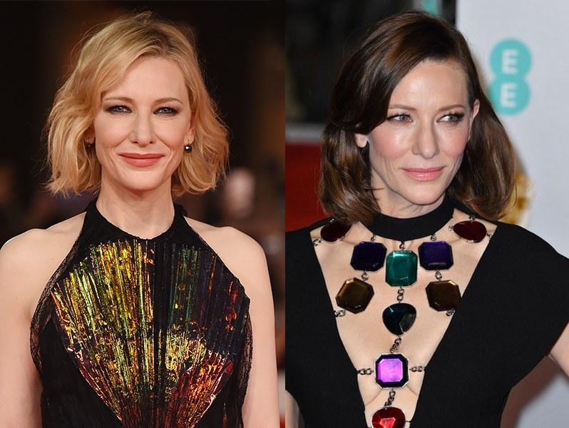 Kate Blanchett hajkoronája besötétült, amire sokan azt mondták, öregíti a színésznőt - de tényleg?