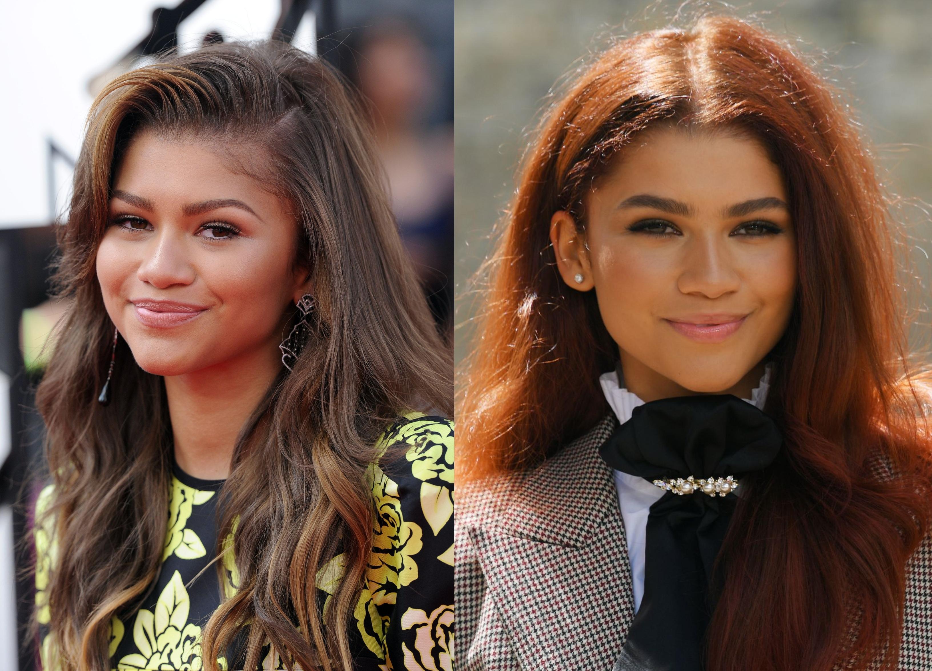 Zendaya, az Eufória sztárja egyfolytában váltogatja a frizuráit, de mindenhogy csinos