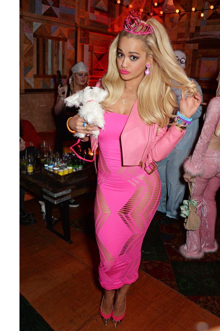 És Rita Orát is láttuk Barbie babának öltözve!