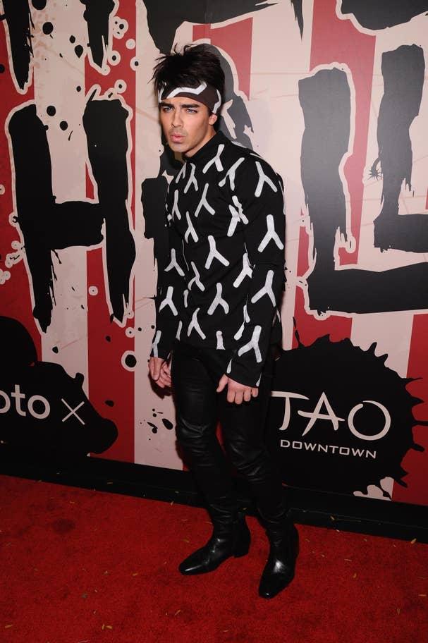 Joe Jonas mint Derek Zoolander - megdöbbentő hasonlóság!