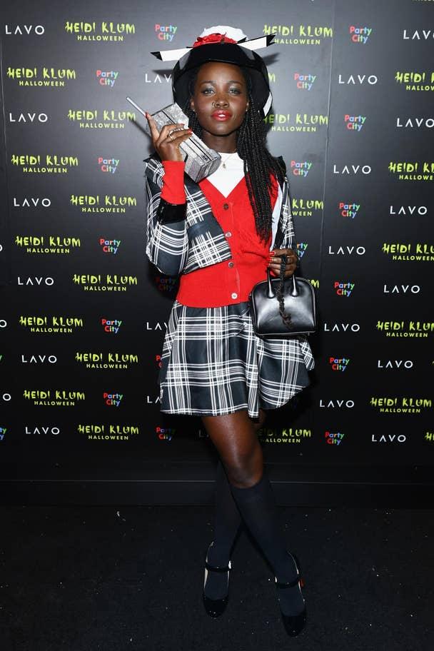 Spinédzserek inspiráció - Lupita Nyong'o mint Dionne