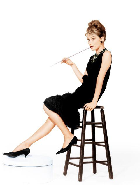 Éljen a stílus királynője, Audrey Hepburn! Egy kép 1961-ből, az Álom luxuskivitelben c. filmből