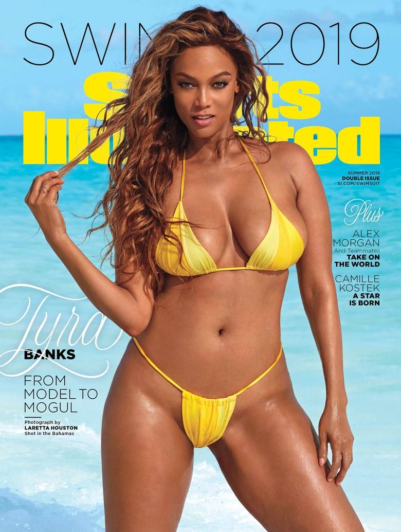A 45 éves Tyra Banks teste még mindig fantasztikus!
