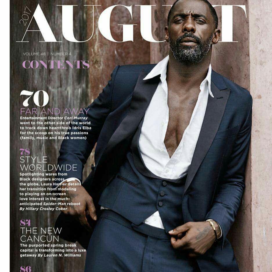 A csodálatos Idris Elbát nem csak színészként imádjuk