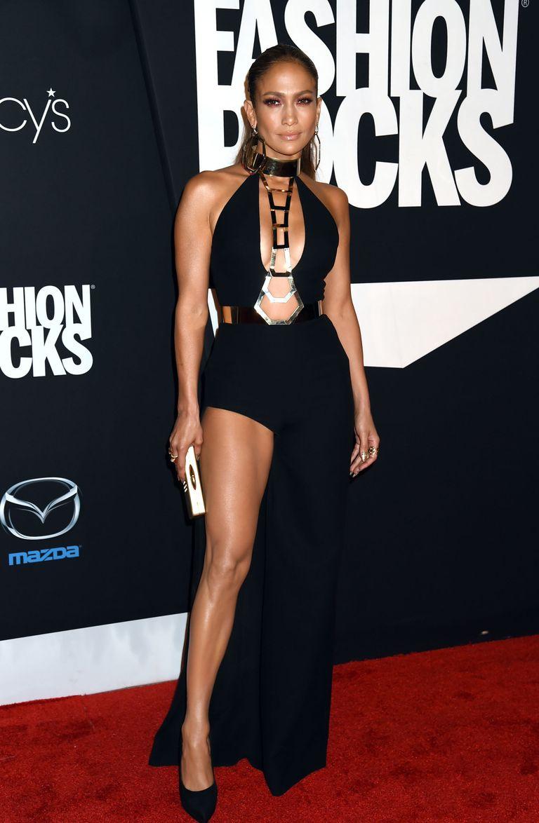 A 2014-es Fashion Rocks eseményen - micsoda lábak!